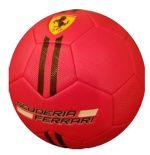pallone rosso ferrari